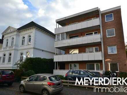 2-Zimmer-Eigentumswohnung mit Balkon im Dobbenviertel