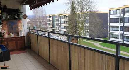 IM HERZEN VON BERGSHAUSEN! Gut geschnittene 3 ZKB mit Balkon sucht neuen Eigentümer!