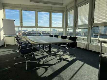 Nachmieter für sehr effizient aufgeteilte Bürofläche in zentraler Lage gesucht!