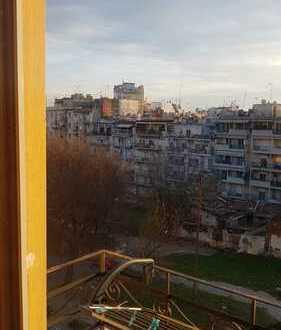 Charmante stadt 2 Zimmer Wohnung mit blick zum meer und olymp
