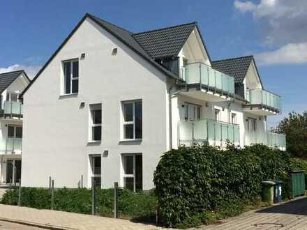 Sehr schöne Neubau 2-Zimmer-Dachgeschosswohnung mit Dachterrasse und TG-Stellplatz in IN Nord-Ost