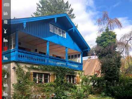 Ruhiges, charmantes Mehrgenerationenhaus mit sonnigem Südgarten