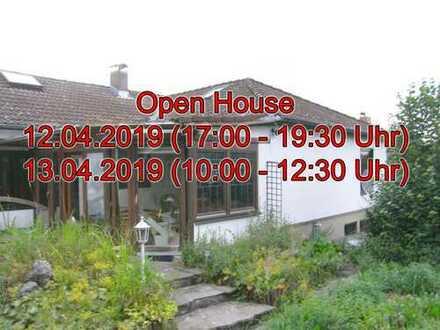 Bieterverfahren: Traumhaftes Familienhaus mit idyllischem Garten in Krumbach