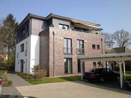 Exklusive Penthouse-Whg. mit hochwertiger Ausstattung u. Einbauküche in Oldenburg