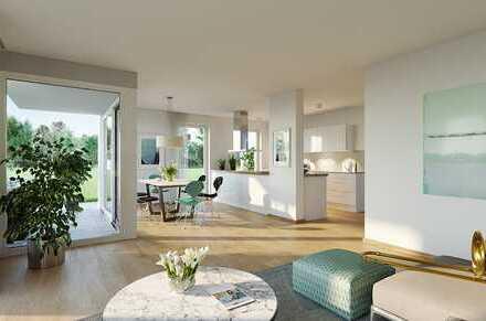 Ideale 4-Zimmer-Wohnung mit toller Terrasse und Gartenanteil!