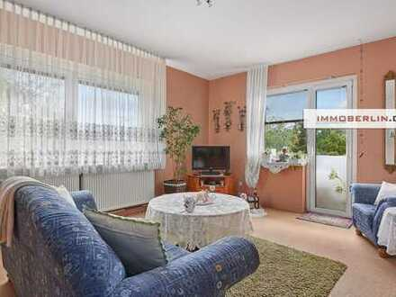 IMMOBERLIN: Vermietetes Ein-/Zweifamilienhaus auf großem Grundstück