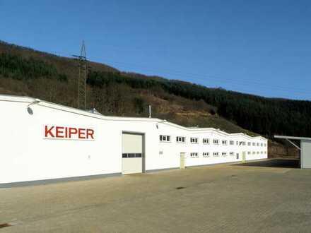 Produktions- und Lagerhalle zur Eigennutzung oder als Kapitalanlage
