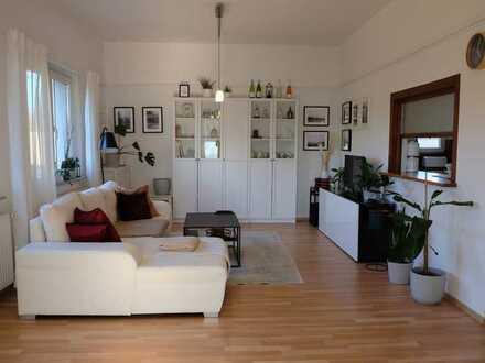 2-Zi-Wohnung nähe Max-Eyth-See