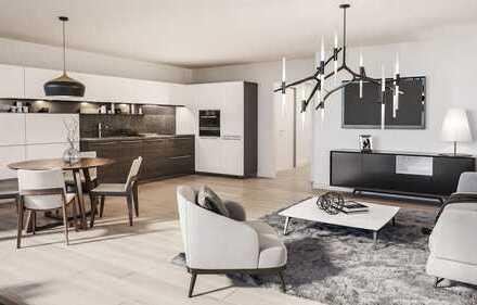 ++ City-Living - 3-Zimmer-Wohnung mit Sonnenbalkon ++