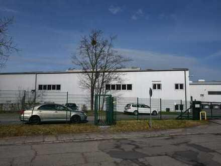 Erweiterbare Logistikhallen / Produktionshallen im Dresdner Norden