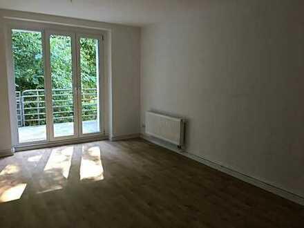Wohnen in einer gepflegten Wohnanlage im Grünen in ruhiger Lage vor den Toren Berlins.