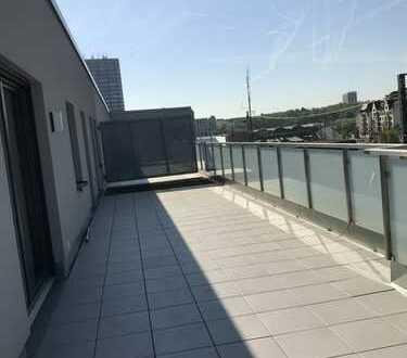2 ZKB Penthaus mit traumhafter Dachterrasse und hochwertiger Küche
