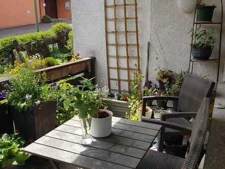 Wunderschöne 2-Zimmerwohnung mit Balkon in Leonberg-Gebersheim zu verkaufen