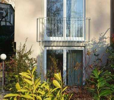 Feines Mini-Appartement - zentral, ruhig und grün - neuwertig
