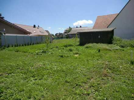 Bauträger/Kap.Anleger - ca. 2000 m² für Wohnungsbau,Bestand 2-Fam.Haus+EFH+gr.Scheuer Oberstotzingen
