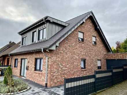 Neuwertiges Haus in verkehrsberuhigter Lage