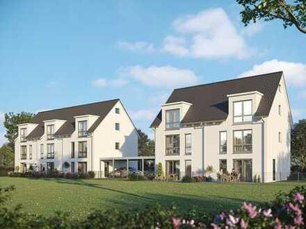NEUBAU Doppelhaushälfte in TOP-Lage von ER-Bruck nähe neuem Siemens Campus zu verkaufen