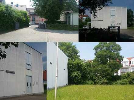 Büro/ Technikgebäude - die etwas andere Kapitalanlage