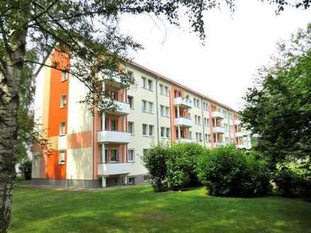 Kurstadt Bad Lausick-vermietete 3-Raumwohnung mit Balkon