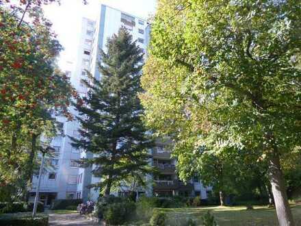 3-Zimmer-Wohnung mit Balkon in sehr gepflegter Wohnanlage