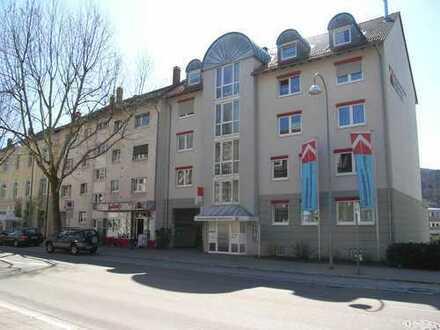 Hübsche Zweizimmer-Dachgeschoss-Wohnung