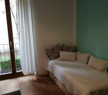 14 qm Wg - Zimmer in zentrumsnaher Wohnung mit Garten