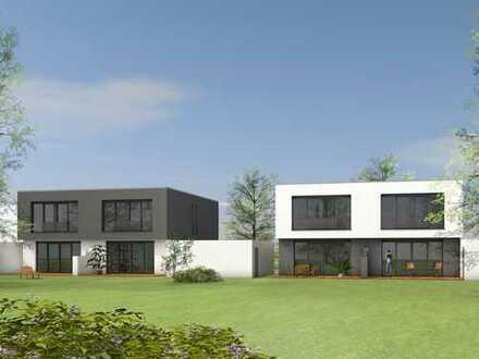 Modernes Doppelhaus in Rabenstein (WE 2)