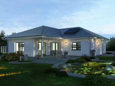 Sehr schöner Bungalow mit viel Platz für Ihre Familie und toller Parkanlage!