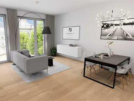 LAUBENHOF - 2-Zimmer-Wohnung auf ca. 52 m² mit moderner Ausstattung *Gefördertes Wohnen*