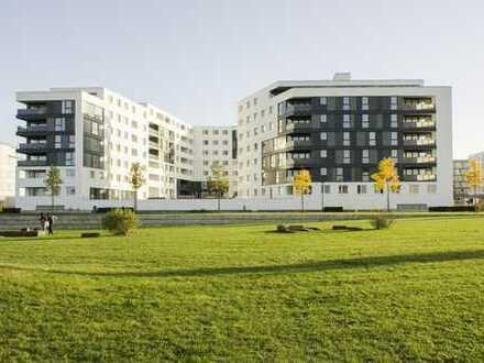 Wohnen mit Seeblick - 2,5 Zimmer Wohnung im 2. Obergeschoss