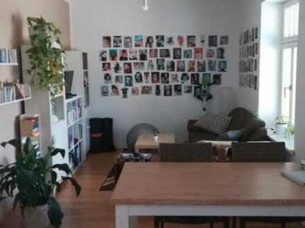 Schönes teilmöbliertes Zimmer in gemütlicher 2er WG