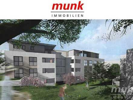 Neubau-Erstbezug! - 3-Zimmer-Wohnung mit tollem Grundriss