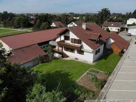 ++GELEGENHEIT++ Großzügiges Generationenhaus - arbeiten und wohnen oder Renditeobjekt