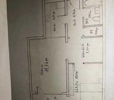 Modernisierte 2,5-Zimmer-Wohnung mit Balkon und EBK in Idar-Oberstein