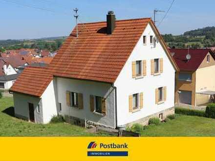 Traumlage ++ Aussichtslage ++ Ruhige Lage: Oma´s liebevoll gepflegte Häusle sucht neue Eigentümer