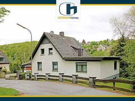 Provisionsfrei für Käufer – Ausbaufähiges 6-Zimmer Einfamilienhaus in Overath-Steinenbrück