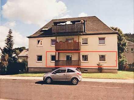 Erstbezug nach Sanierung: ansprechende 3-Zimmer-Wohnung mit Balkon in Chemnitz