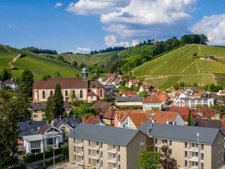 Modernes seniorengerechtes Wohnen in Durbach