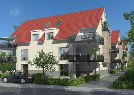 Penthouse-Wohnung Oftersheim- PROVISIONSFREI