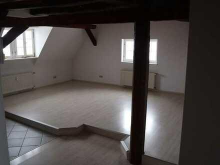 3-Zimmer-Maisonette-Wohnung in denkmalgeschütztem Fachwerkhaus