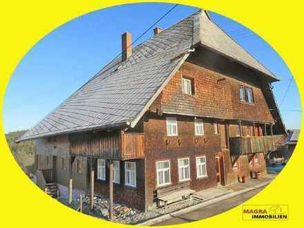 Königsfeld - Gut erhaltenes denkmalgeschütztes Bauernhaus