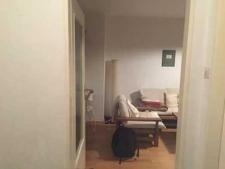 Möblierte 2-Zimmer-Wohnung mit 2 Balkonen in Haidhausen, München