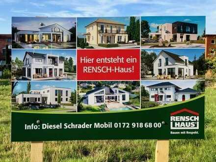 Sonne auf Ihrer Südterrasse? Mit diesem Grundstück im schönen Quirnbach kein Problem.