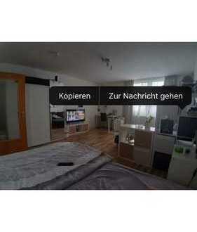 Sehr schöne, vollständig renovierte 1-Zimmer-Wohnung auf dem Ulmer Kuhberg