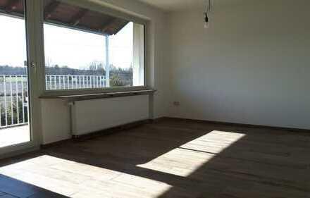 ruhige 3 Zimmer WHG - Zweifamilienhaus Süd und Westbalkon eigener Gartenanteil