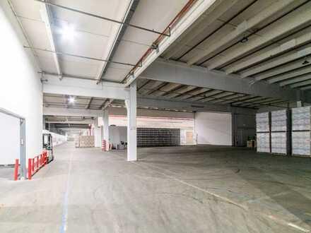 Hallenflächen mit LED Beleuchtung   viele Rampentore   AK Kaiserberg   PROVISIONSFREI
