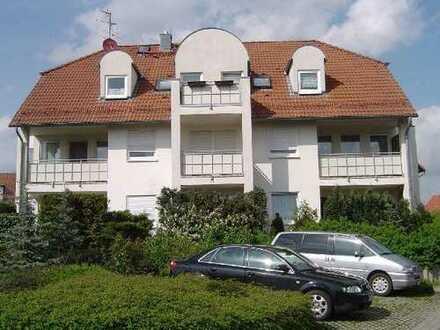attraktive OG-Wohnung in grüner Lage - 6,5 % Rendite