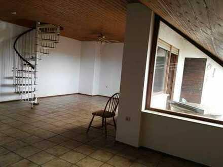 Attraktive 3-Zimmer-Dachgeschosswohnung mit Balkon in Nußloch