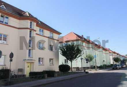 Ideale Kapitalanlage: Unbefristet vermietete, gepflegte 3-Zi.-ETW mit Balkon in zentraler Lage
