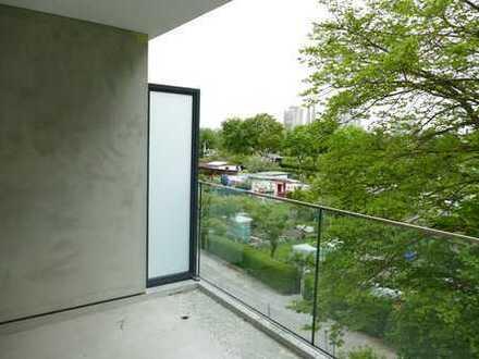 Erstbezug: Neubau- lichtdurchflutete Wohnung in Zentrumsnähe